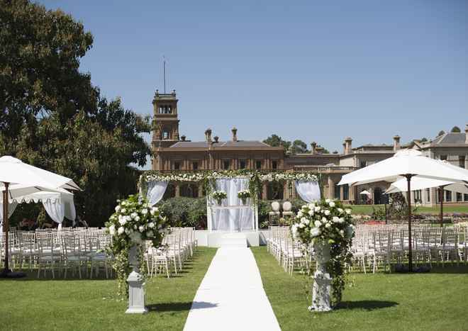 Real Weddings Melbourne: Wedding Venues Melbourne