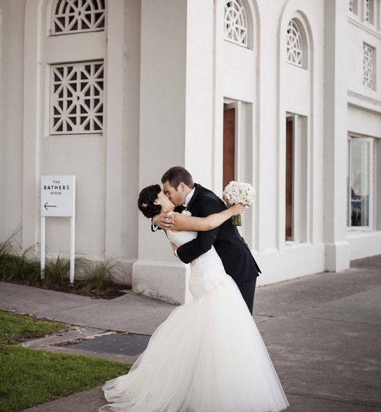 Church Bells Ringing On Our Wedding Day: Rosanna And Patrick's Wedding At The Bathers' Pavilion