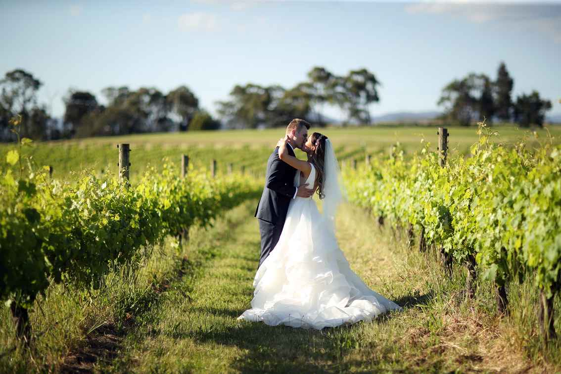 Unique Weddings at Rochford Wines
