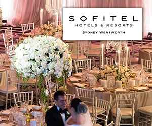 Sofitel Sydney Wentworth Weddings