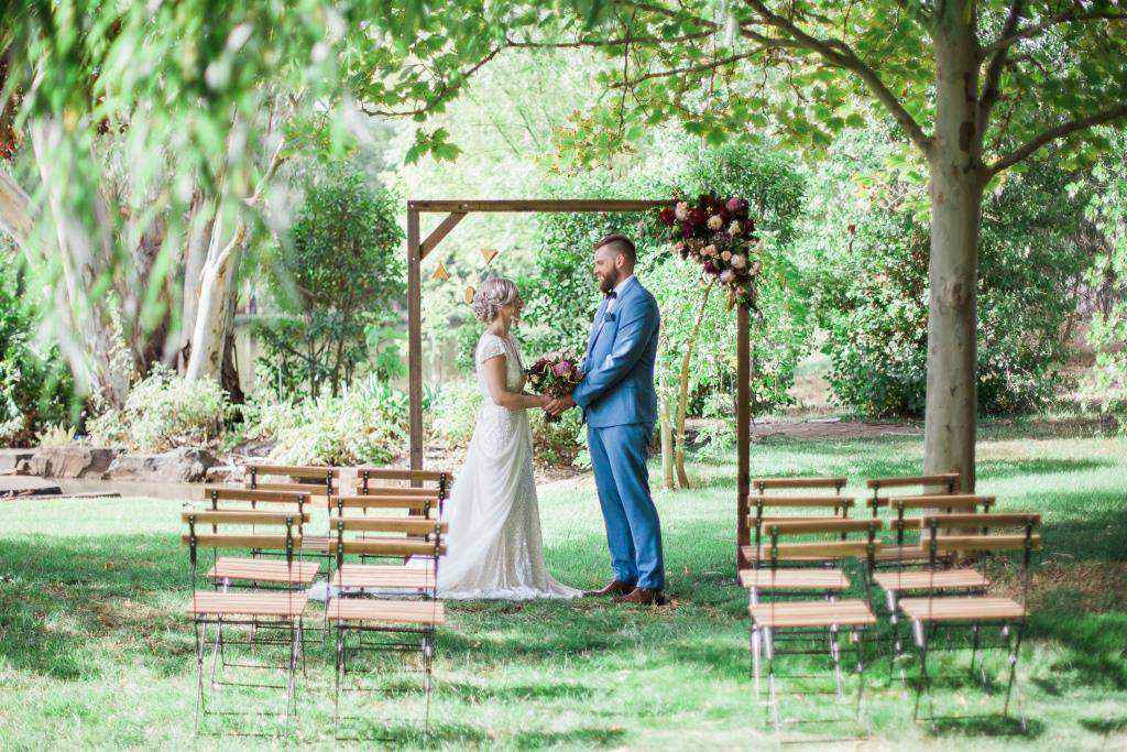 Stevens Gardens Estate Wedding Venue in Adelaide