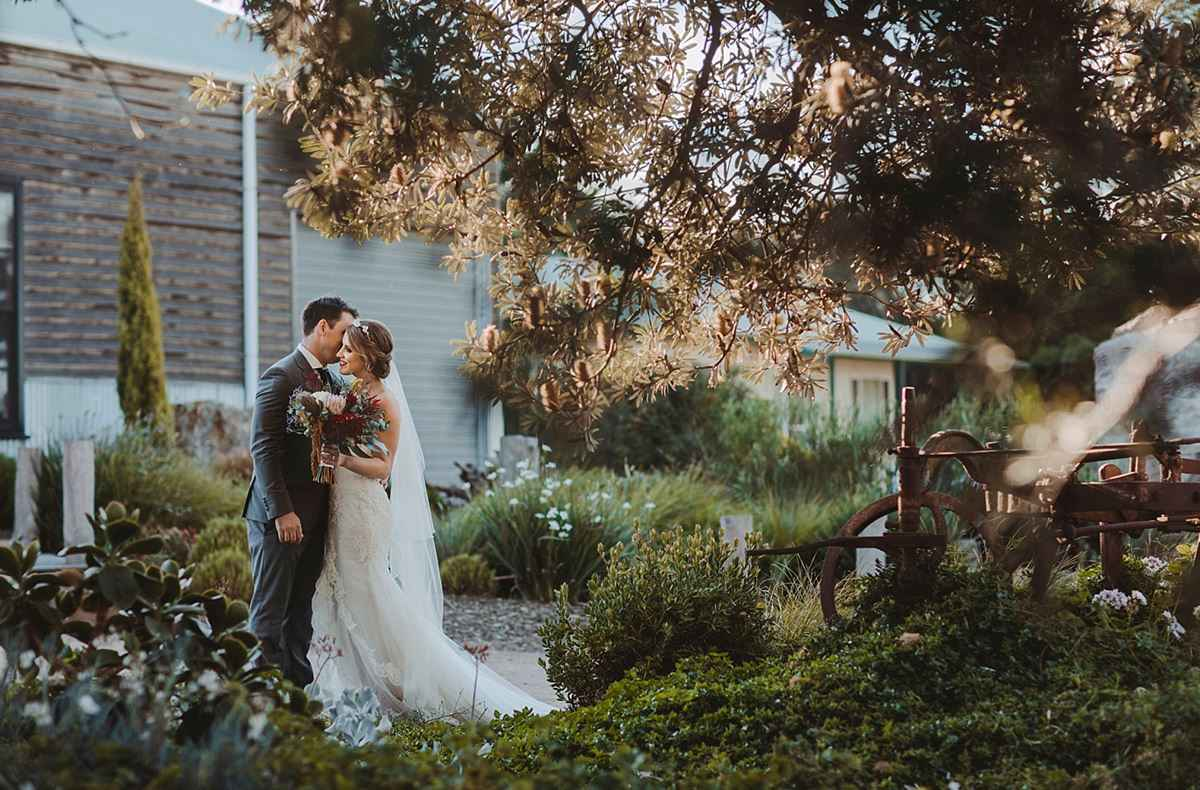 Unique Weddings at The Shearing Shed