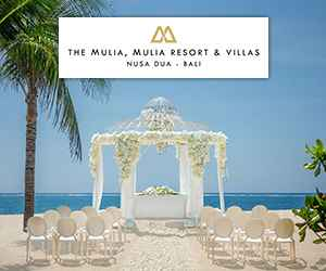 The Mulia, Mulia Resort & Villas - Nusa Dua, Bali