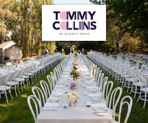 Tommy Collins Wedding Caterers by Atlantic Group