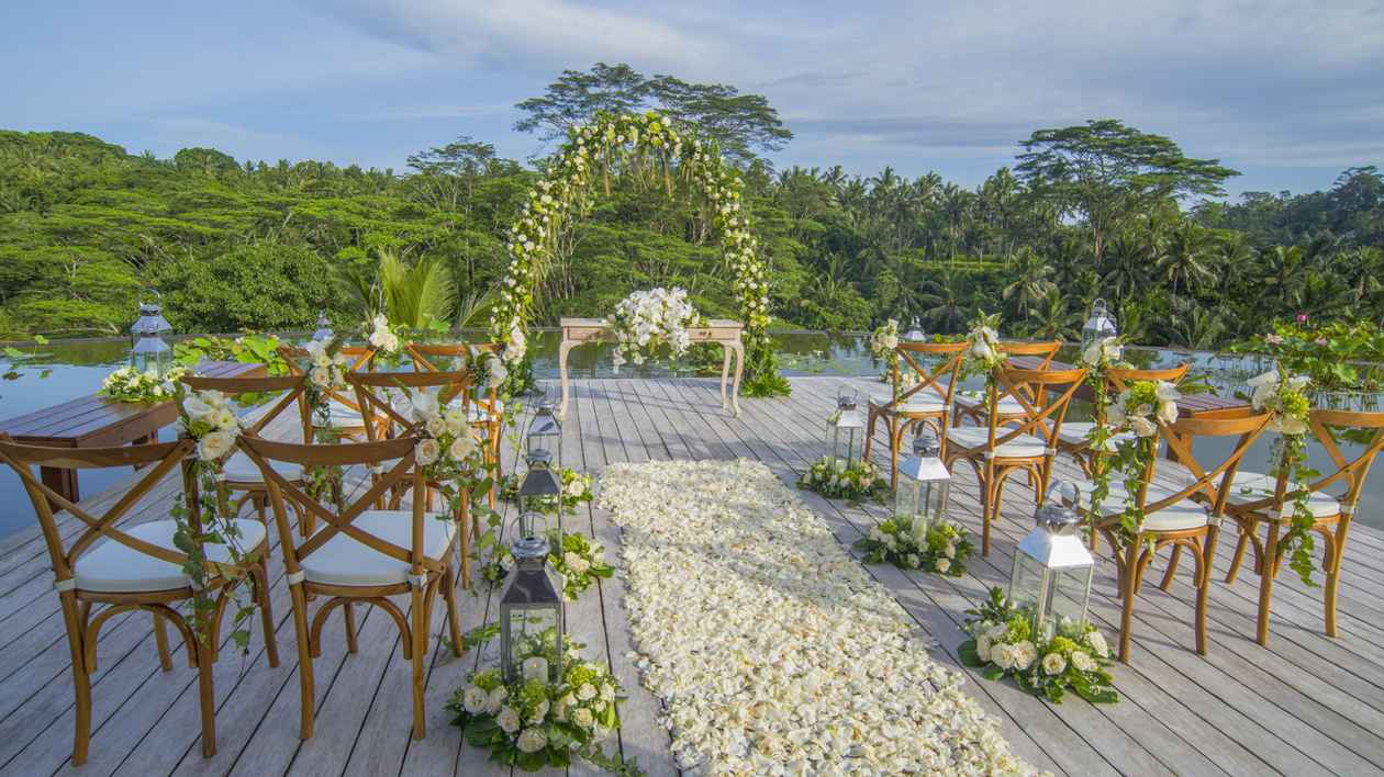 Four Seasons Resort Bali at Sayan Weddings