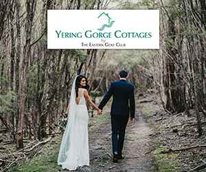 Yering Gorge Cottages by The Eastern Golf Club