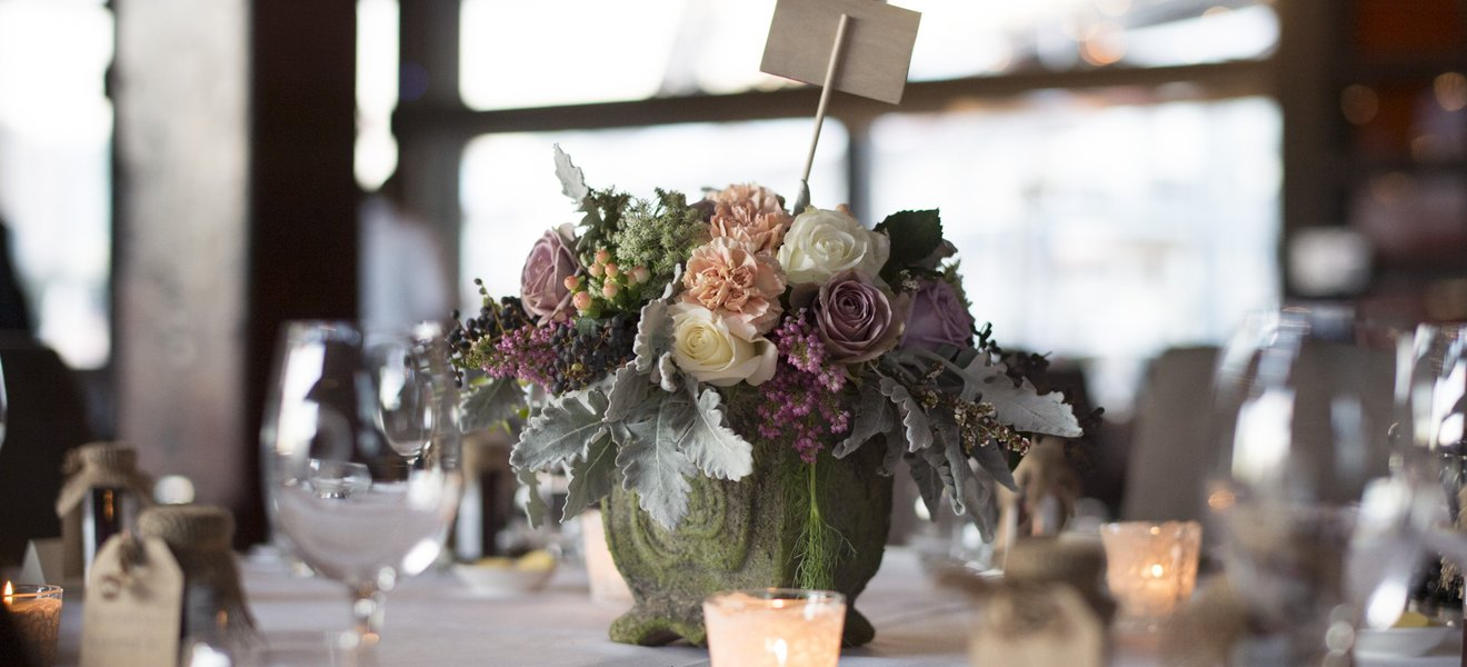 Table Setting at View by Sydney Wedding Venue