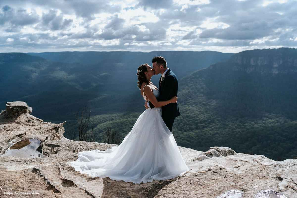 Unique Weddings at Fairmont Resort & Spa Blue Mountains