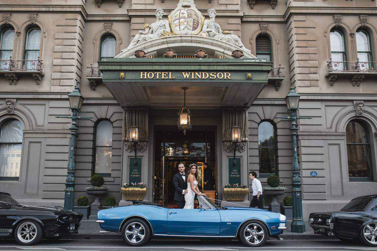 Unique Weddings at The Windsor