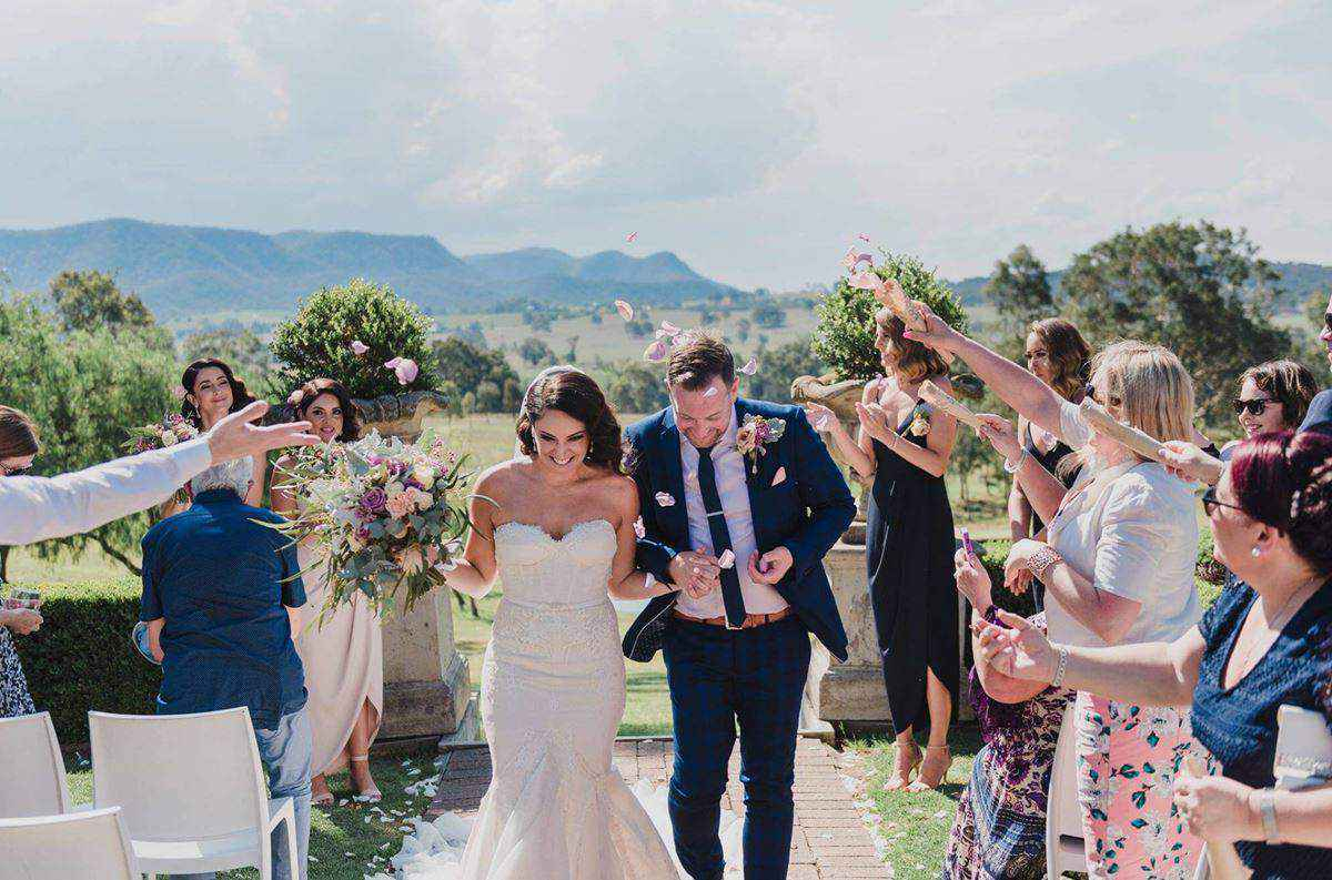 Best Winery Weddings at voco™ Kirkton Park Hunter Valley
