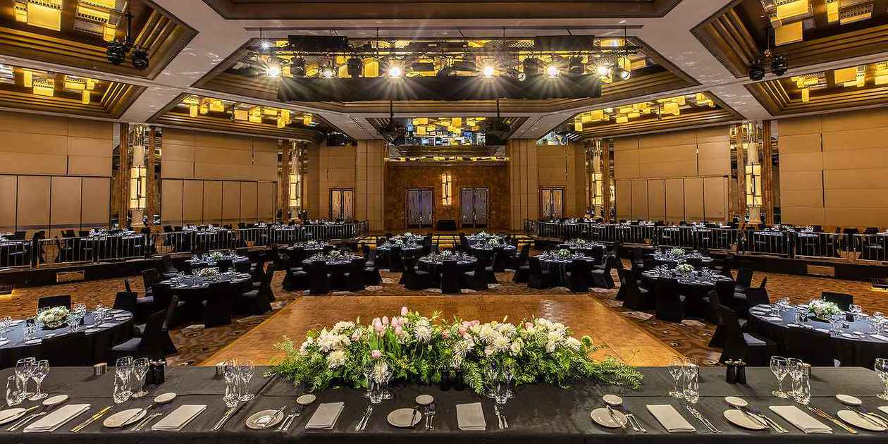 Best Wedding Venue in Melbourne - Grand Hyatt Hotel