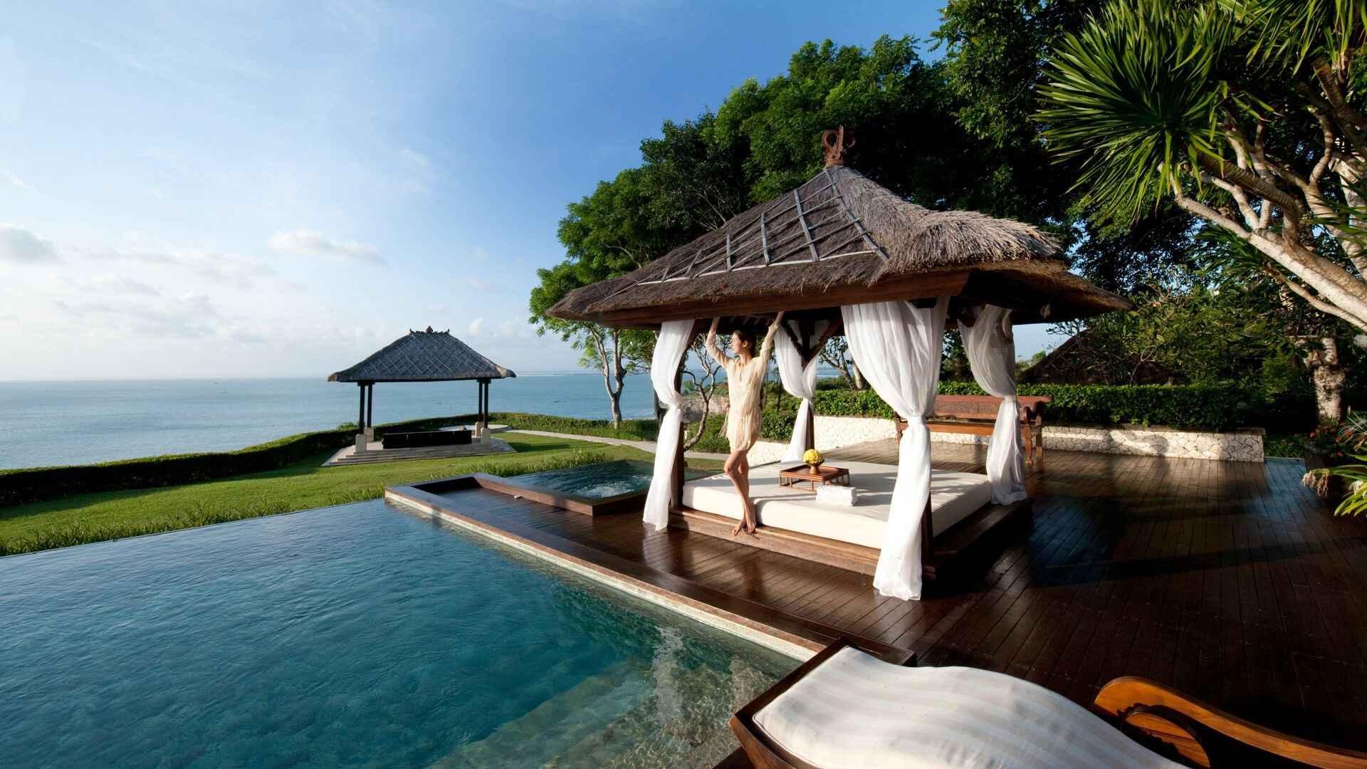 Honeymoons at ayana resort and spa bali for Bali resorts
