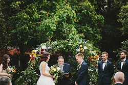 Abbotsford Convent Wedding Venue by Bursaria