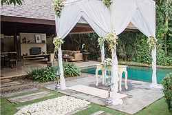 Bali Resort Weddings - Ametis Villa at Real Weddings