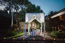 Bali Garden Weddings - Ametis Villa at Real Weddings