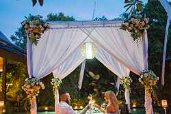 Elegant Bali Weddings - Ametis Villa at Real Weddings