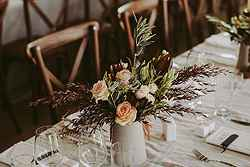 Elegant Weddings at Hunter Valley - Bimbadgen Estate at Real Weddings