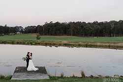 Waterfront Weddings - Bimbadgen Estate at Real Weddings