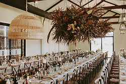 Wedding Reception Venues - Bimbadgen Estate at Real Weddings