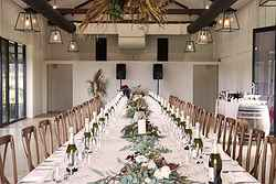 Elegant Wedding Reception - Bimbadgen Estate at Real Weddings