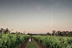Garden Wedding Hunter Valley - Bimbadgen Estate at Real Weddings