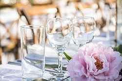 Hunter Valley Wedding Reception - Bimbadgen Estate at Real Weddings
