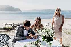 Best Beach Wedding in Sydney - The Boathouse Palm Beach