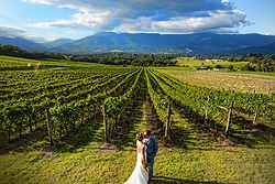 Garden Wedding Yarra Junction - Bulong Estate at Real Weddings