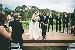 Outdoor Weddings Yarra Junction - Bulong Estate at Real Weddings