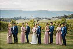 Elegant Garden Weddings Yarra Junction - Bulong Estate at Real Weddings