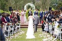 Perfect Garden Wedding Yarra Junction - Bulong Estate at Real Weddings