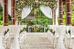 Bali Wedding Ceremony- COMO Uma Ubud at Real Weddings