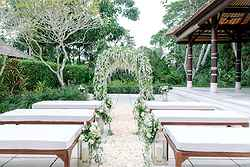 Elegant Wedding Venue in Bali - COMO Uma Ubud at Real Weddings