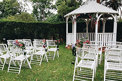 Perfect Garden Weddings - The Cropley House at Real Weddings
