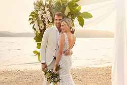 Beach Weddings - Daydream Island Resort at Real Weddings