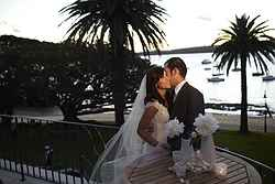 Waterfront Weddings - Dunbar House at Real Weddings