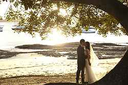 Sydney Beach Wedding - Dunbar House at Real Weddings