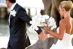 Sydney Beach Weddings - Dunbar House at Real Weddings