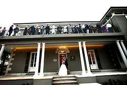 Front View - Dunbar House at Real Weddings