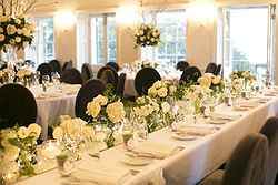Elegant Wedding Reception Sydney - Dunbar House at Real Weddings