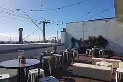 Rooftop Weddings - True South at Real Weddings