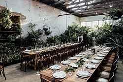 Glasshaus Inside | Melbourne Wedding Venue | Real Weddings