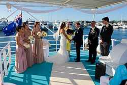 Gold Coast Cruises Weddings