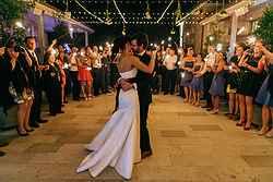 Weddings at gunners barracks for Terrace 167 wedding venue