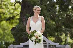 Bridal Photo - Hotel Kurrajong at Real Weddings
