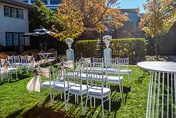 Unique Garden Wedding Canberra - Hotel Kurrajong at Real Weddings
