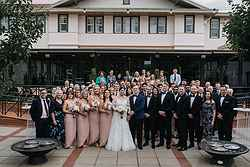 Hotel Weddings Canberra - Hotel Kurrajong at Real Weddings