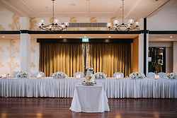 Wedding Reception Canberra - Hotel Kurrajong at Real Weddings