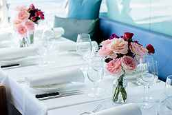 Icebergs Dining Room and Bar Weddings
