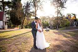 Perfect Outdoor Weddings - Montsalvat at Real Weddings